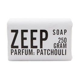 Mijn Stijl Zeep Blok XL olijfzeep - verpakt 250 gram - Parfum Patchouli