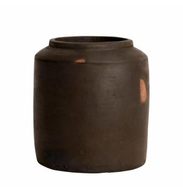 Muubs Pot / Jar - Terracotta - Hazel Small