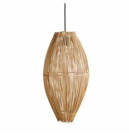 Muubs Lamp - Hang Bamboo - Fishtrap L Brown