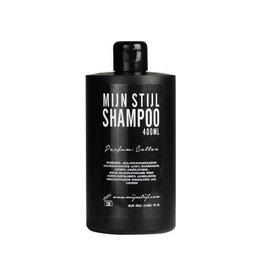 Mijn Stijl Shampoo parfum Cotton 400 ml zwart