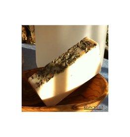 Das Olivenholzbrett Zeepschaaltje Olijfhout - Ovaal 13 cm