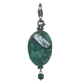 Pimps and Pearls Moesss2Be Premium 1995 Fresh Green Agate