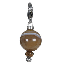 Pimps and Pearls Moesss2Be Gotcha 82 Agate Brown