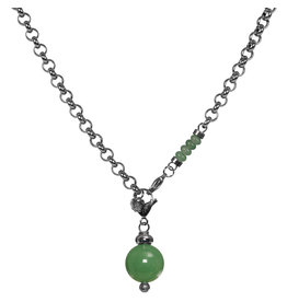 Pimps and Pearls Moesss2 Pretty 12 Green Aventurine