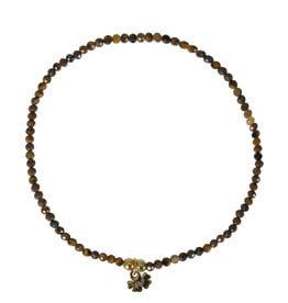 Pimps and Pearls Fine Rocks Bracelet Facet 06 Tiger Eye