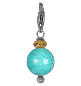 Pimps and Pearls Pretty Gems 24 Turquoise Magnesite