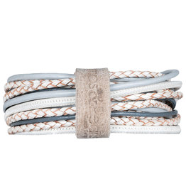 Pimps and Pearls Moesss Superior Armband 158 White Beach