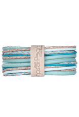 Pimps and Pearls Moesss Superior Armband 166 Ocean Blue