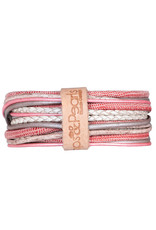 Pimps and Pearls Moesss Superior Armband 168 Summer Pink Sweets