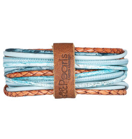 Pimps and Pearls Moesss Superior Armband 169 OceanTurquoise Life