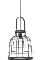 Light and Living Hanglamp ø30x54cm Britany Grafiet