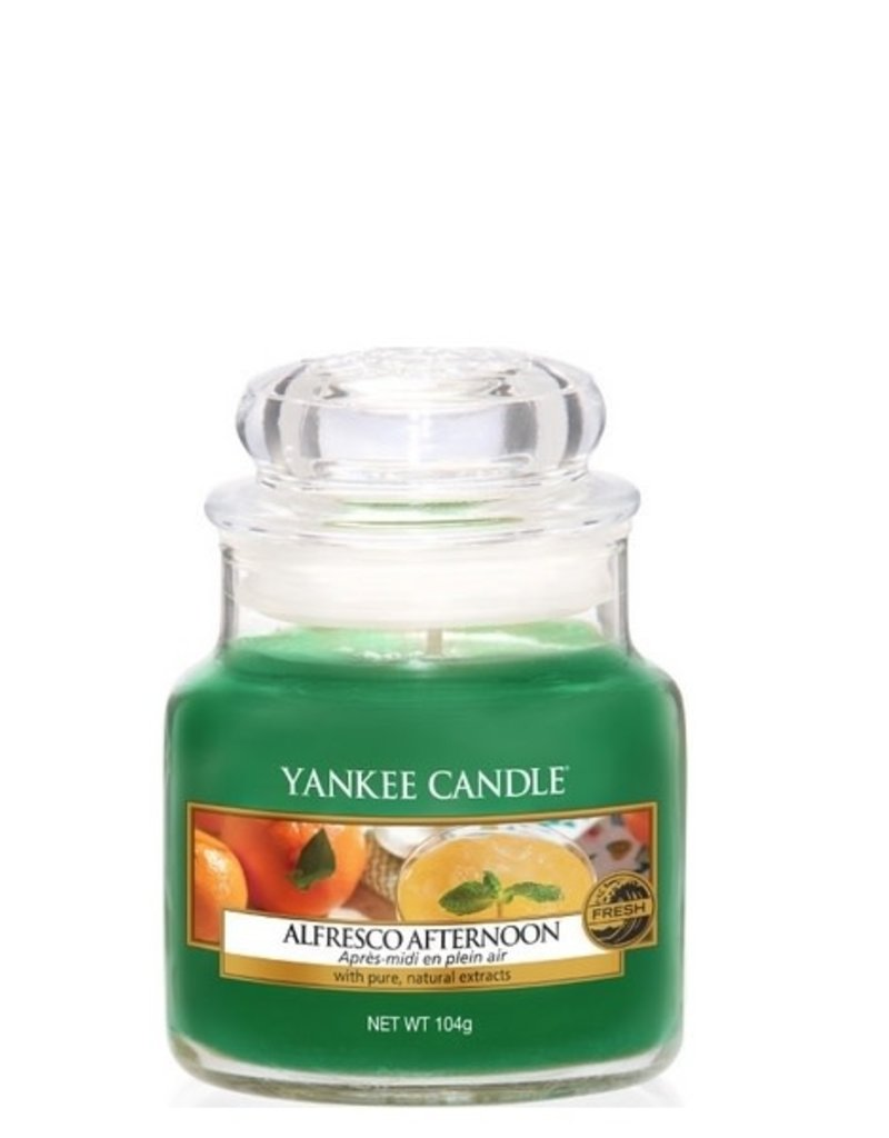 Yankee Candle Alfresco Afternoon