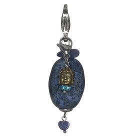 Pimps and Pearls Moesss2Be Premium 2020 Buddha Blue Quartz