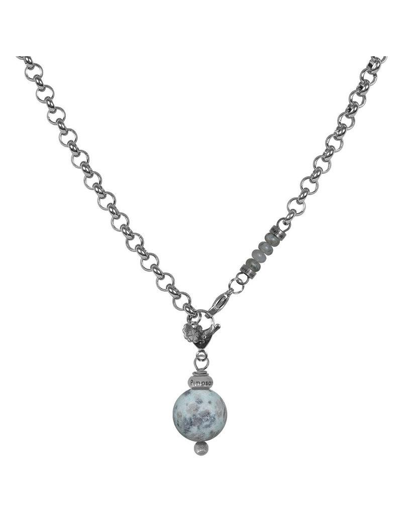 Pimps and Pearls Moesss2 Pretty 30 Kiwi Jaspis Mint