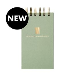 House of Products Broodtrommel Briefjes