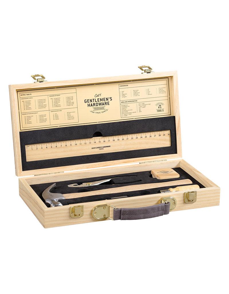 Gentlemen's Hardware Gereedschap set - Tool kit