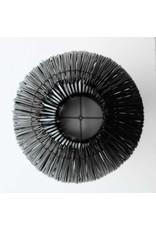 Muubs Lamp - Hang Bamboo - Fishtrap M Black
