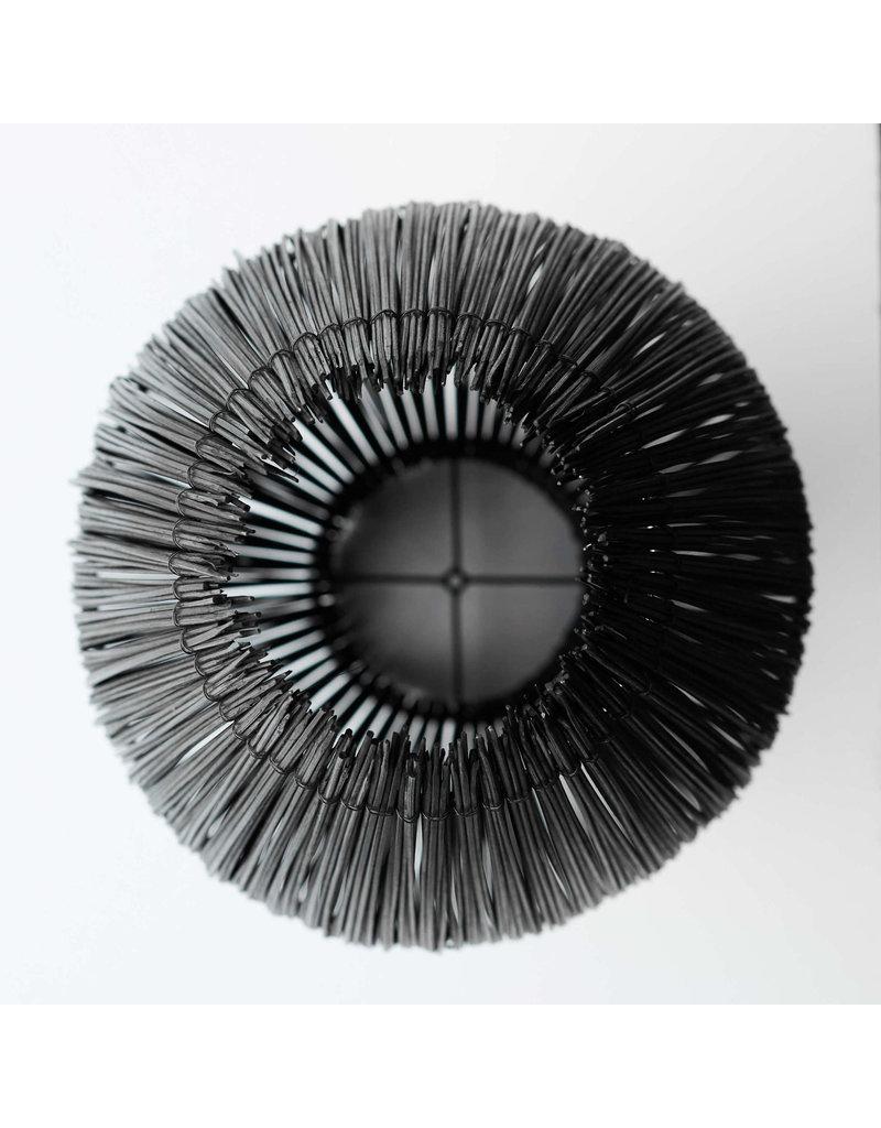 Muubs Lamp - Hang Bamboo - Fishtrap S Black