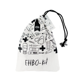 100% Leuk Cadeau zak - EHBO kit