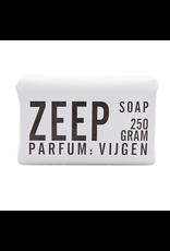 Mijn Stijl Zeep Blok XL olijfzeep - verpakt 250 gram - Parfum Vijg