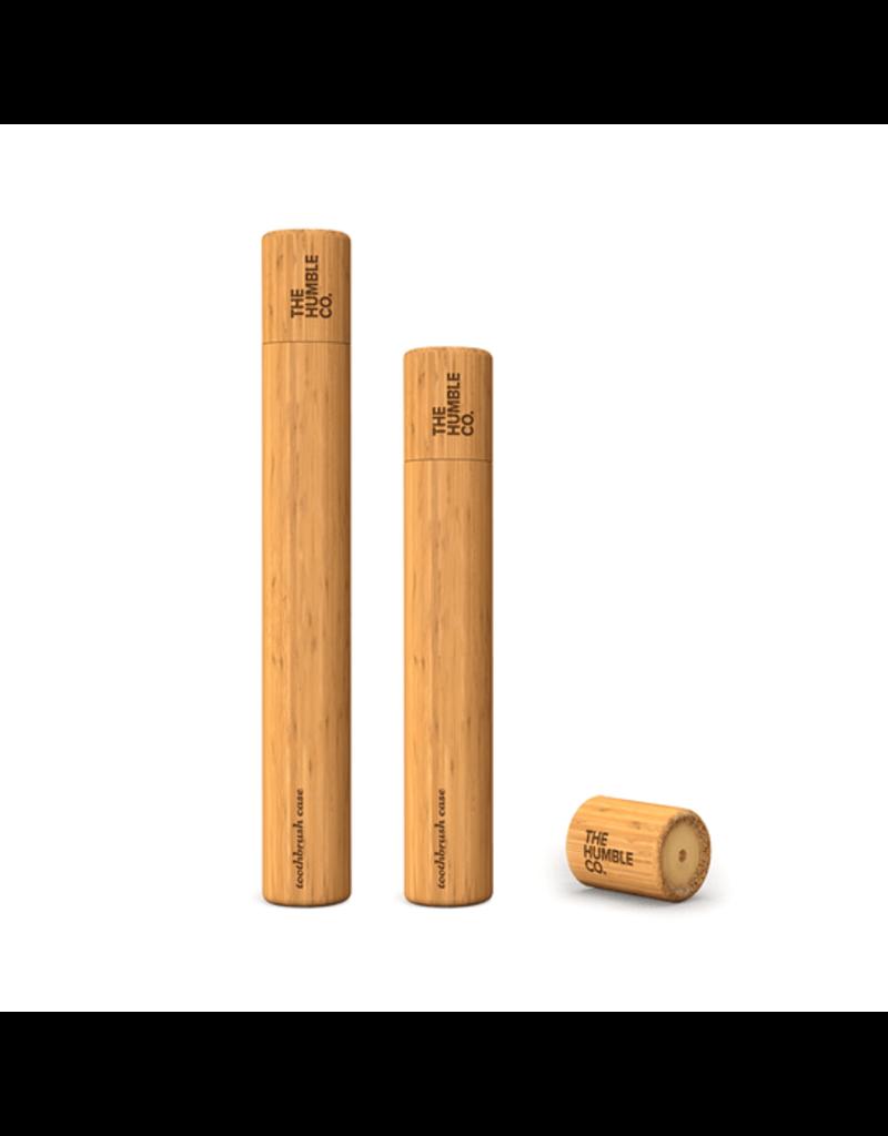 The Humble Brush Humble Brush - Bamboo case - Kids