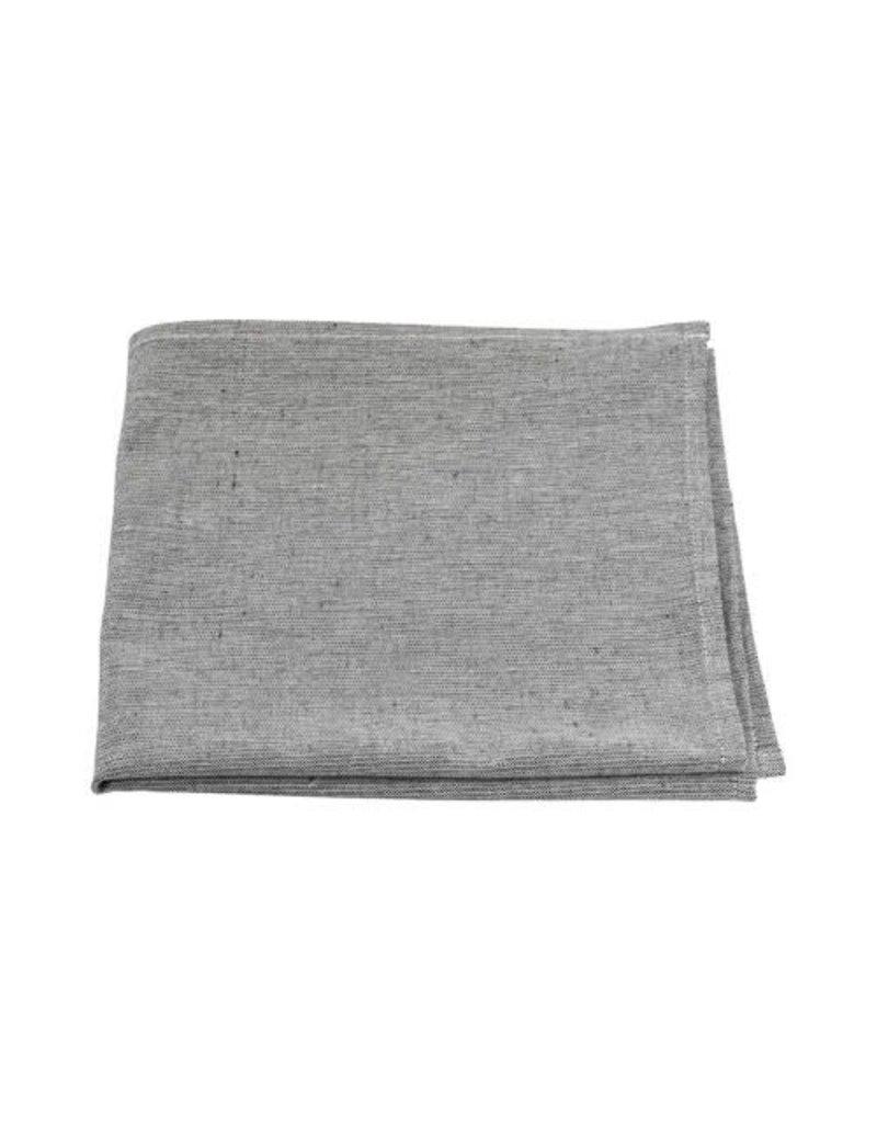 Mijn Stijl Theedoek grijszwart - 67x50 cm