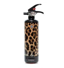 Fire-Art Designblusser - Leopard