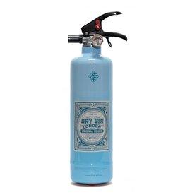 Fire-Art Designblusser - Dry Gin