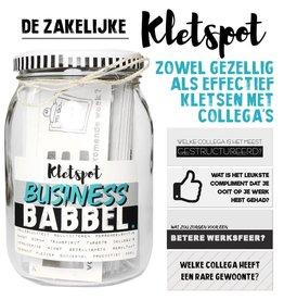 Kletspot Kletspot - Business Babbel