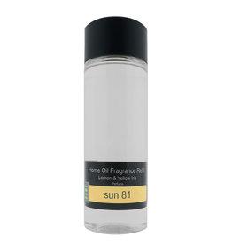 Janzen Navulling Diffuser Sun 81 (incl. stokjes) - 200ml