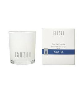 Janzen Parfumkaars Blue 33 - 135gr