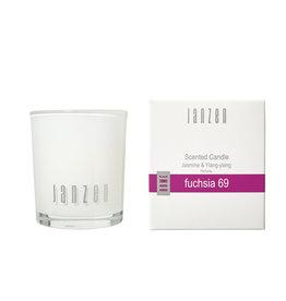 Janzen Parfumkaars Fuchsia 69 - 135gr
