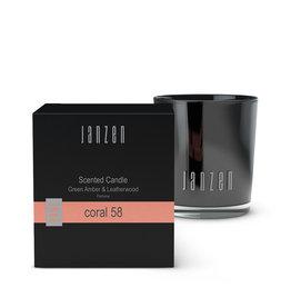 Janzen Parfumkaars Coral 58 - 135gr