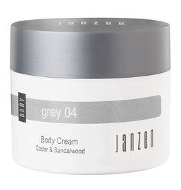 Janzen Body Cream Grey 04 - 200ml