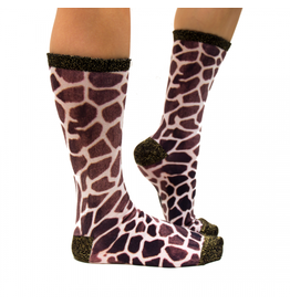 Sock my Feet Sock My Giraffe - Woman