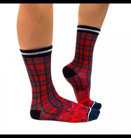 Sock my Feet Sock My Tartan - Woman