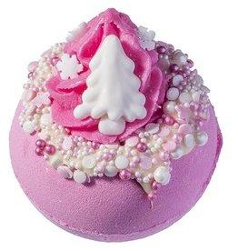 Bomb Cosmetics Bath Blaster Pink Christmas