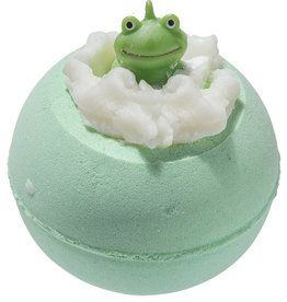 Bomb Cosmetics Bath Blaster Extra - It's Not Easy Being Green