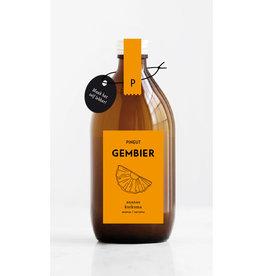 Pineut Gembier - Kurkuma/Ananas
