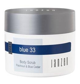 Janzen Body Scrub Blue 33 - 200ml