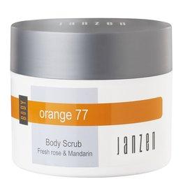 Janzen Body Scrub Orange 77 - 200ml