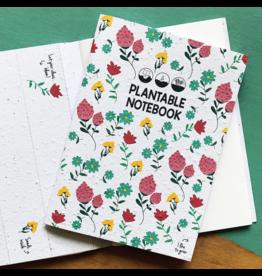Bloom Plantable Notebook - Plantbaar Notitieboek