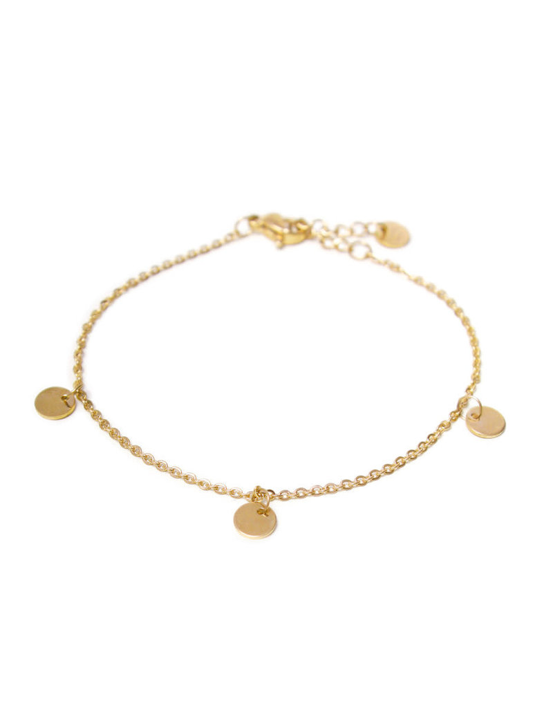Label Kiki Label Bracelet Gold