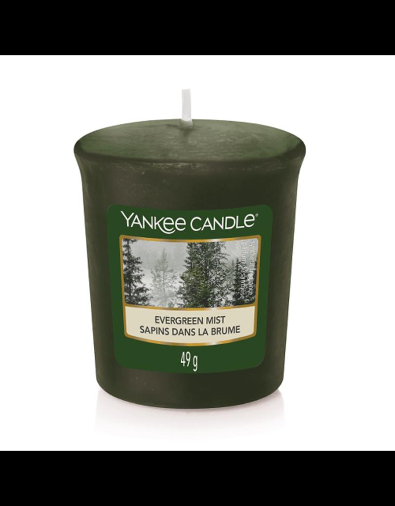Yankee Candle Evergreen Mist