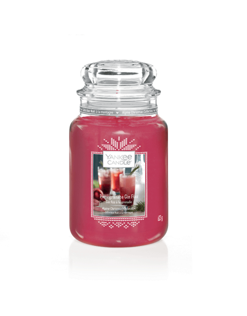 Yankee Candle Pomegranate Gin Fizz