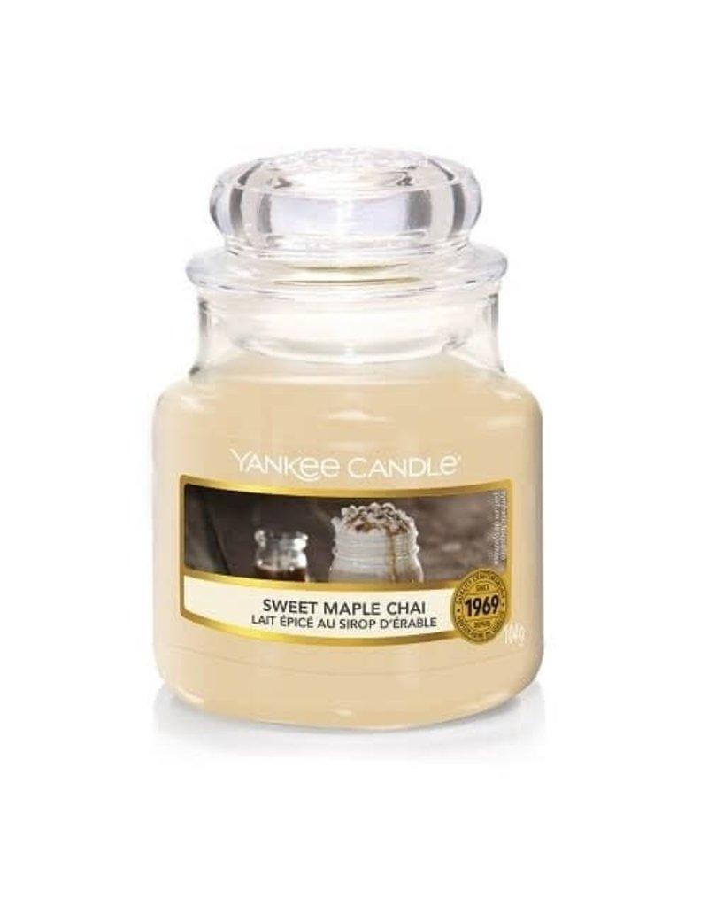 Yankee Candle Sweet Maple Chai