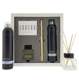 Janzen Home and Body Giftset Sky 11