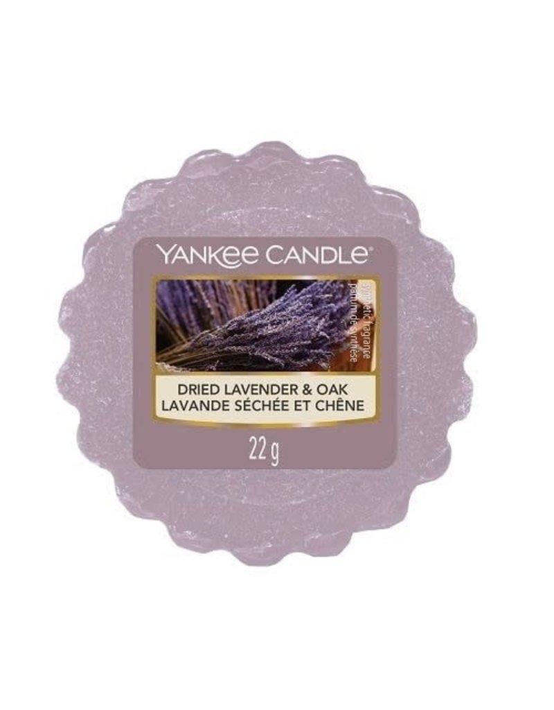 Yankee Candle Dried Lavender & Oak