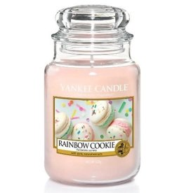 Yankee Candle Rainbow Cookie