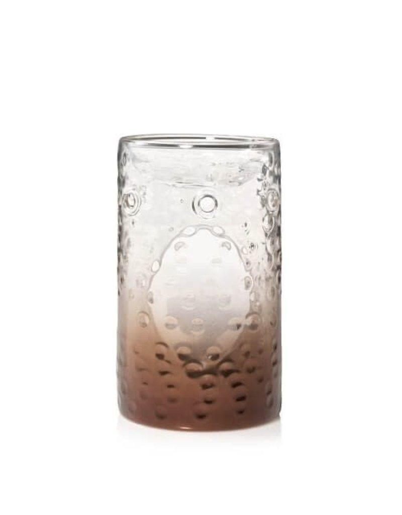 Yankee Candle Sheridan Melt Warmer - Metallic Hammered Glass